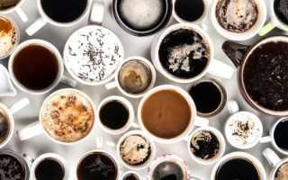 Некислый кофе – как определить сорта кофе без кислинки