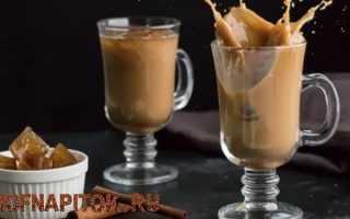 Айс-кофе. Приготовление в домашних условиях