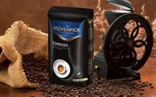 Виды и особенности кофе Movenpick