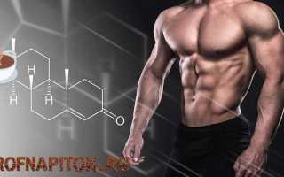 Какое влияние оказывает кофе на уровень тестостерона?