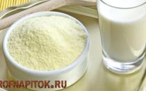 Как добавить сухое молоко в кофе. Правила разведения сухого молока