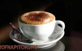 Мокачино – напиток сладкоежек или ценителей кофе?