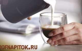 Какие виды молока можно использовать для латте?