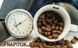 Влияние кофе на сосуды головного мозга