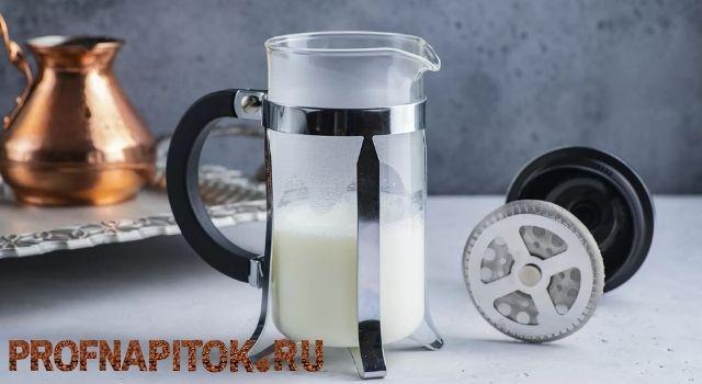 молочная пена