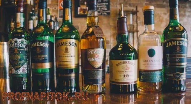 Какой виски выбрать для Irish Coffee