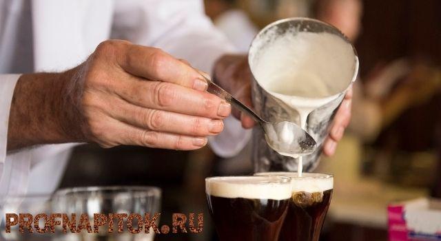 как появился ирландский кофе