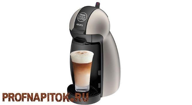 особенности капсульной кофемашины дольче густо