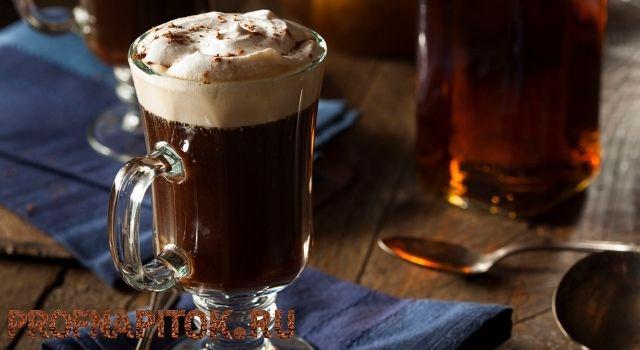 отличительные особенности ирландского кофе