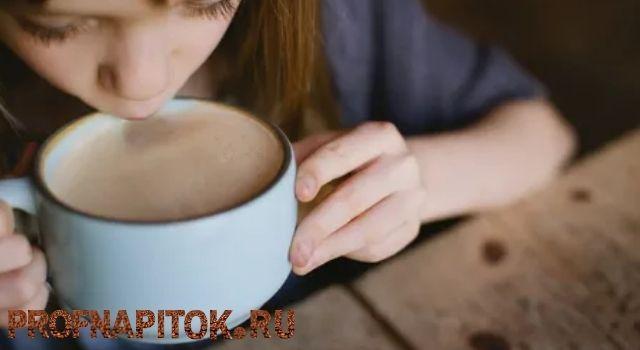 какой кофе можно детям