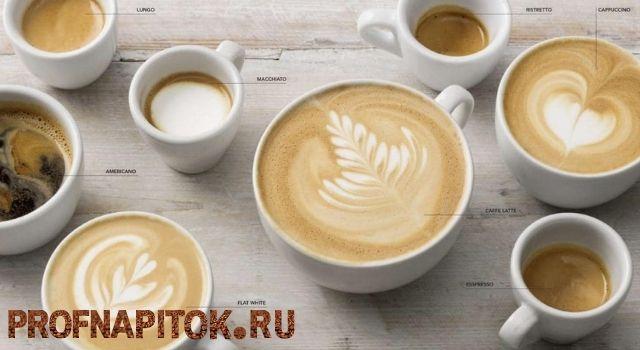 виды стаканчиков для кофе