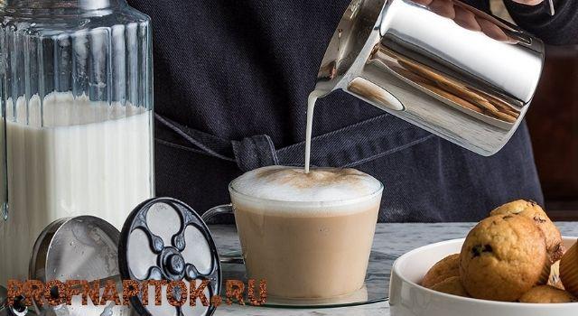 виды растительного молока