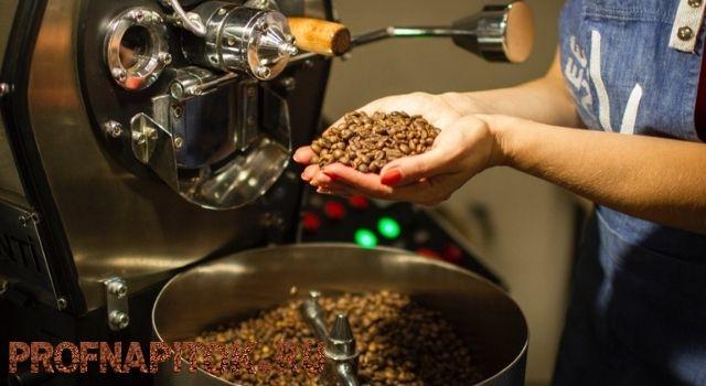 как обжарить зелёный кофе