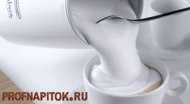 как взбить молоко