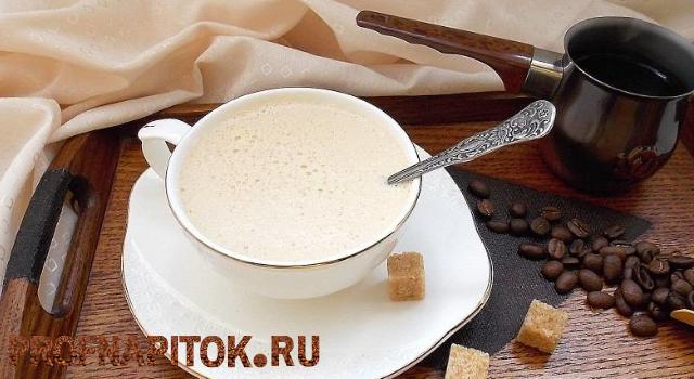 порции молока для кофе