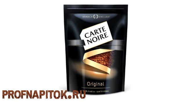 кофе молотый Carte Noire
