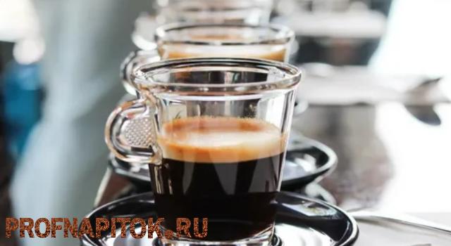 как готовить кофе лунго