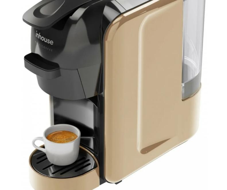 Можно ли в капсульную кофемашину засыпать молотый кофе