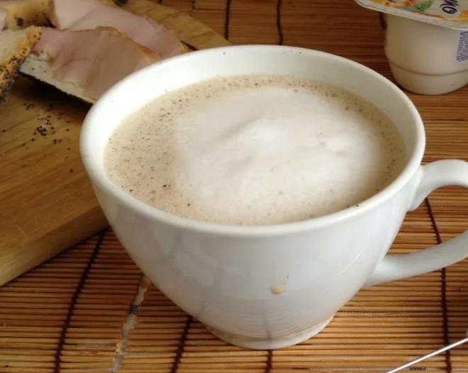 Как приготовить капучино в домашних условиях без кофемашины с растворимым кофе