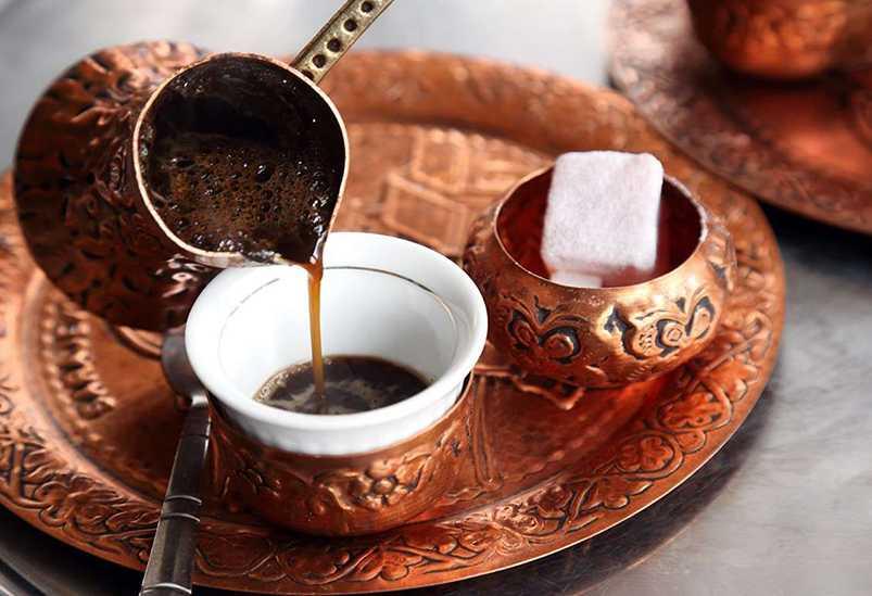 Сколько молотого кофе нужно на одну чашку 200 мл