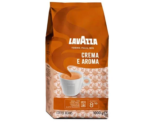 Сорта и виды кофе «Лавацца»