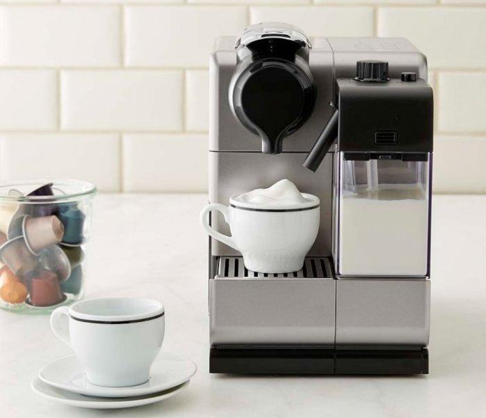 Кофеварка De'Longhi Nespresso Latissima