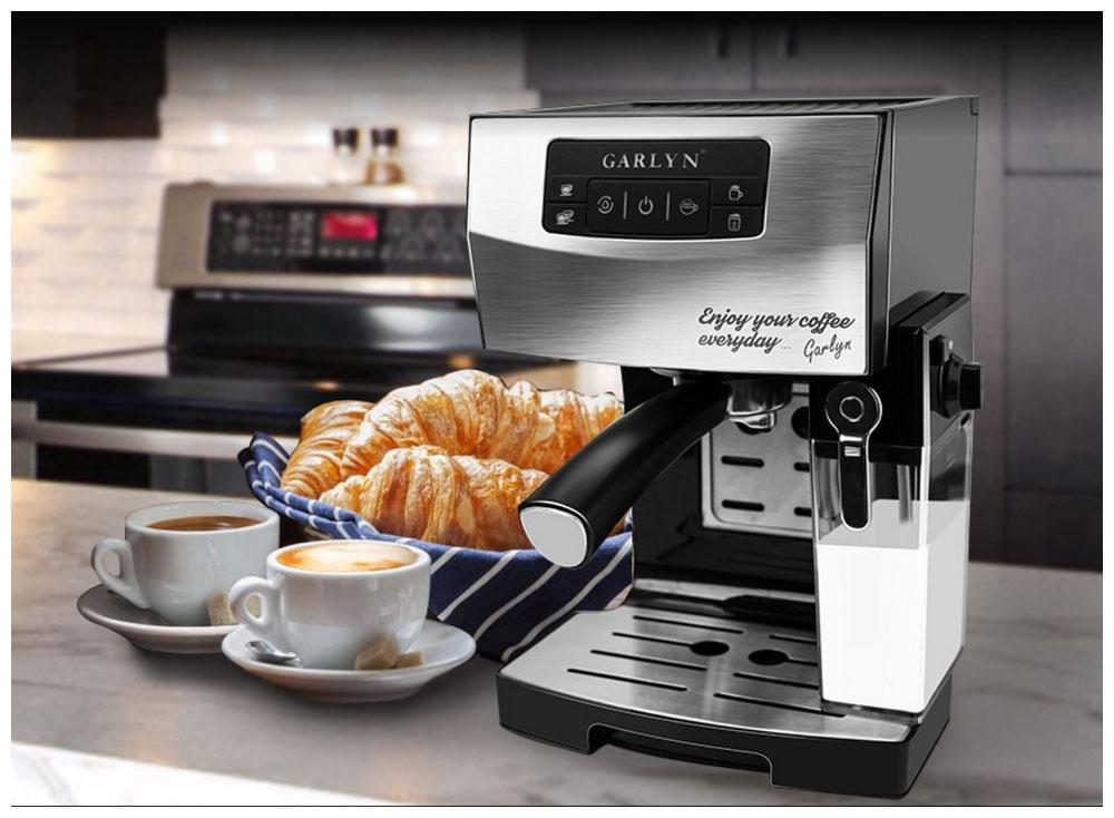 Кофеварка Garlyn L70