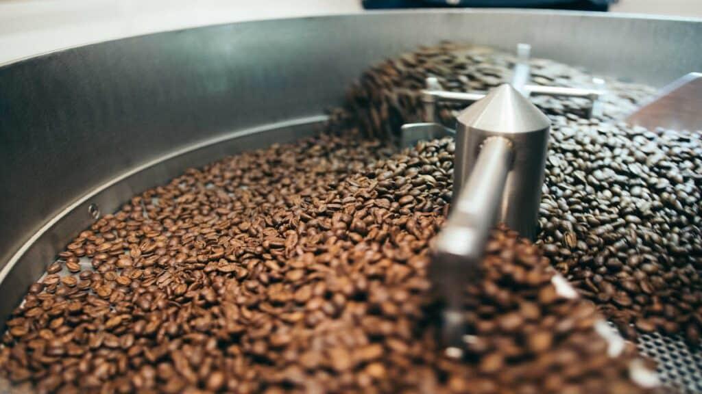 Виды и степени обжарки кофе