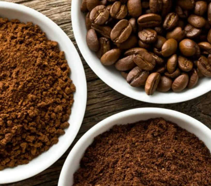 Какие бывают виды помола кофе