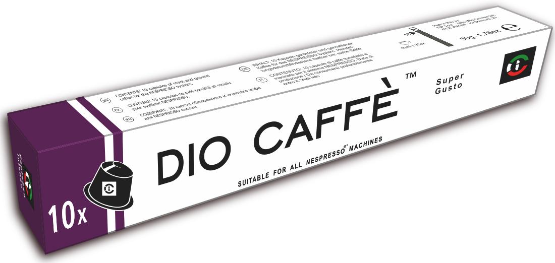 Dio Caffe Super Gusto