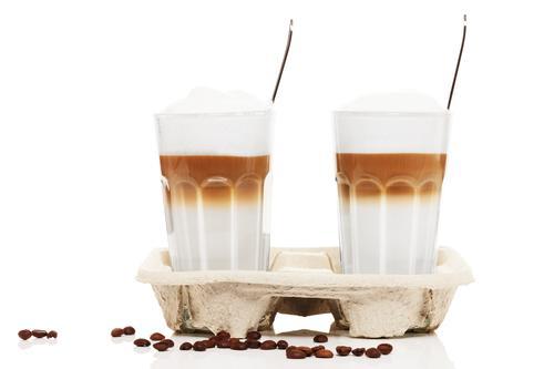 Как называется кофе из эспрессо и взбитого молока