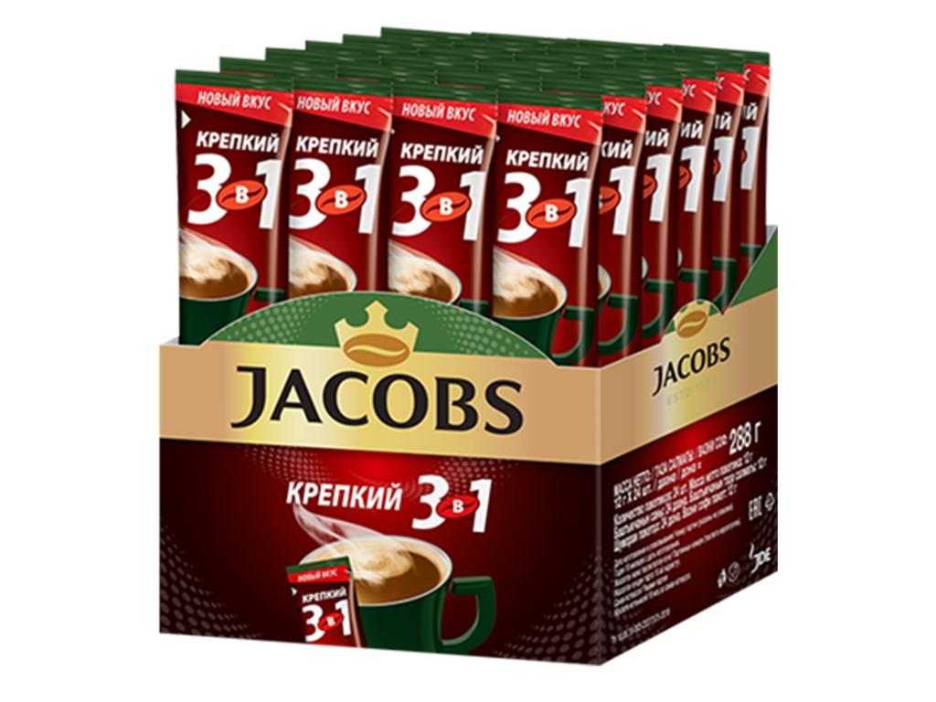Кофе «Якобс» 3 в 1