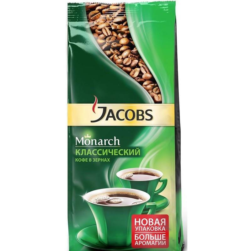Кофе «Якобс» в зернах