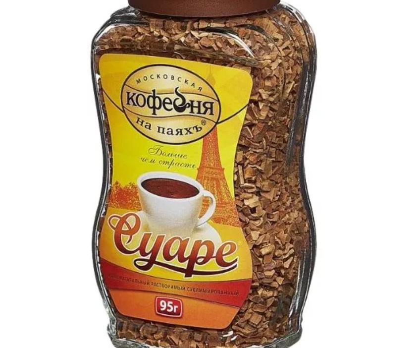 Ассортимент «Московской кофейни на паях»
