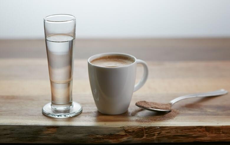 кофе с самбукой