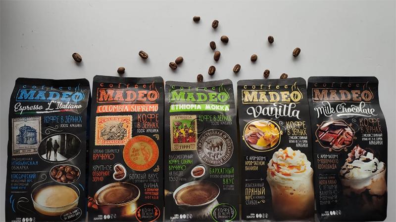 Выбираем подарочный набор из разных сортов кофе